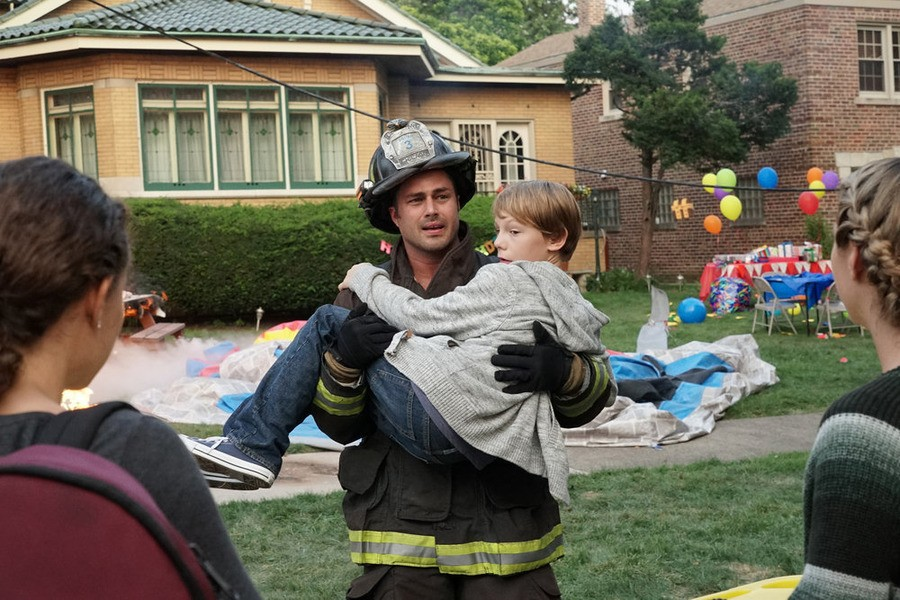 Chicago Fire - Season 4 Episode 04: Your Day Is Coming