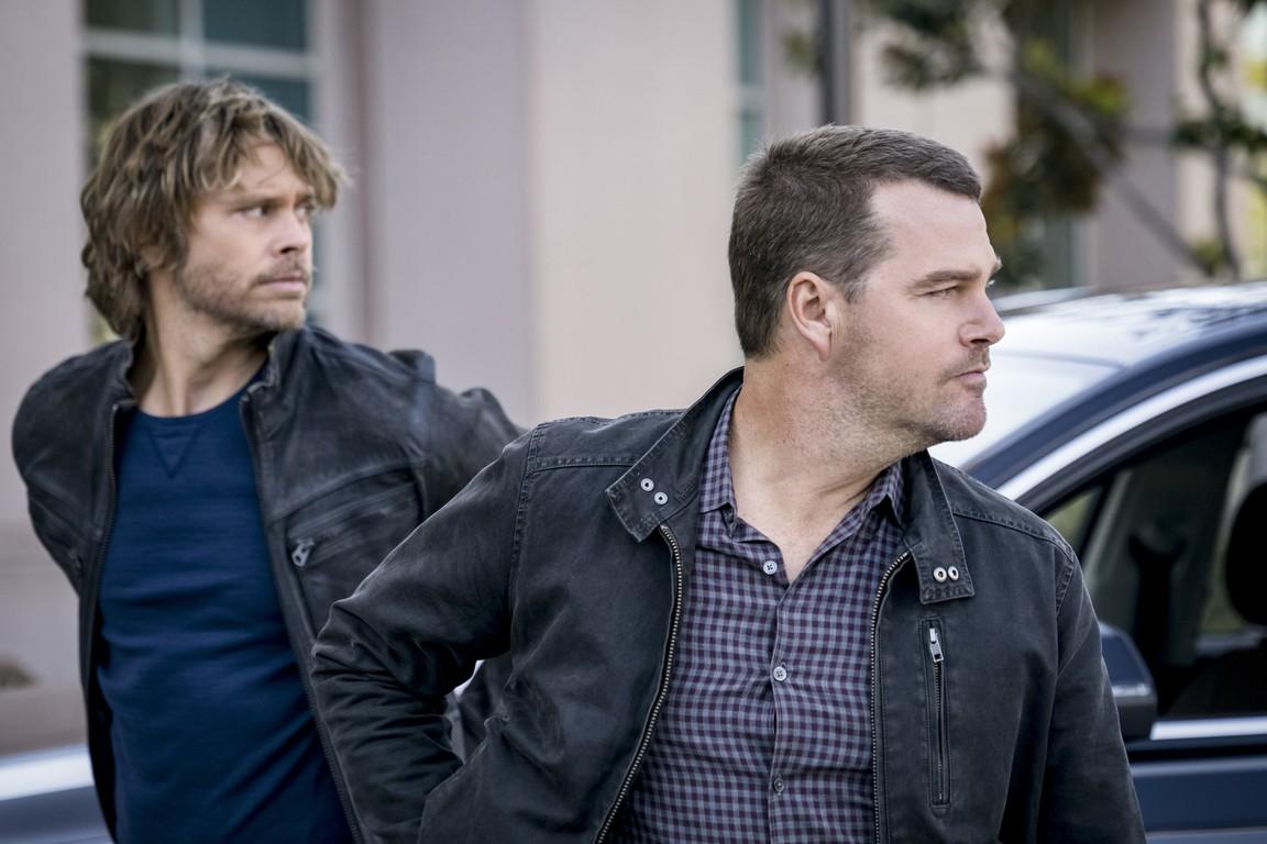 NCIS Los Angeles - Season 10 Episode 14: Smokescreen