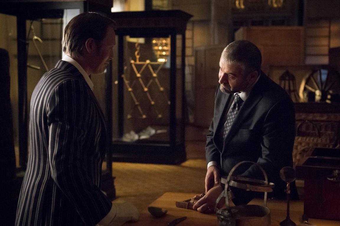 Hannibal - Season 3 Episode 05: Contorno