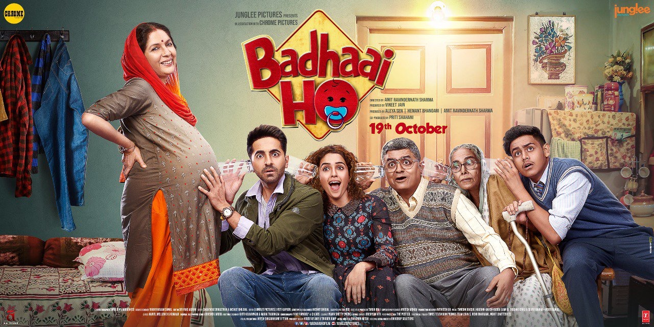 Badhaai Ho [Sub: Eng]