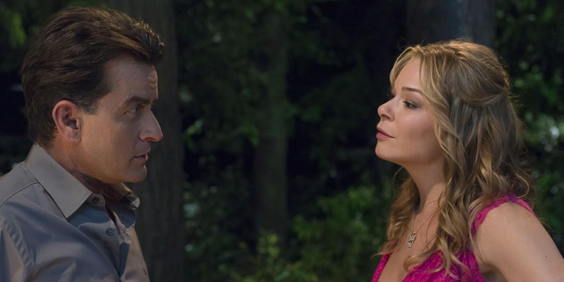 Anger Management - Season 2 Episode 27: Charlie Dates A Serial Killer's Sister