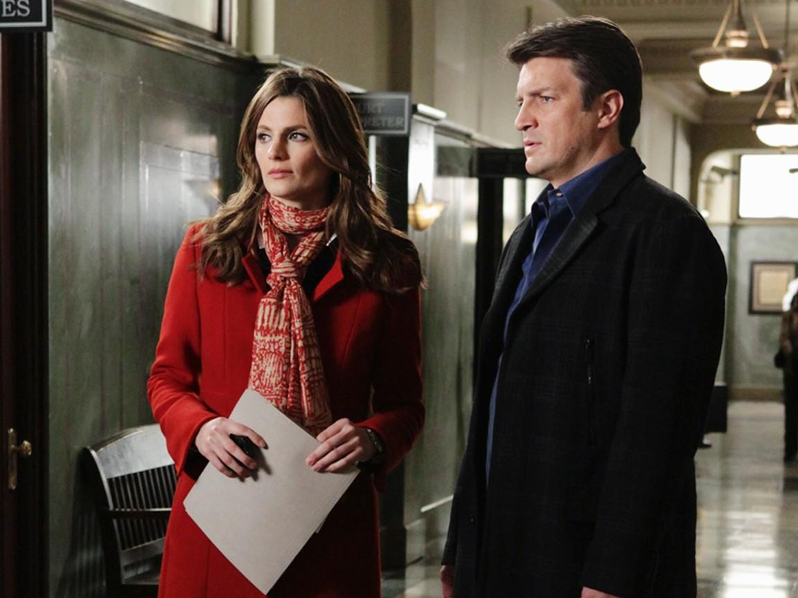Castle - Season 3 Episode 19: Law & Murder