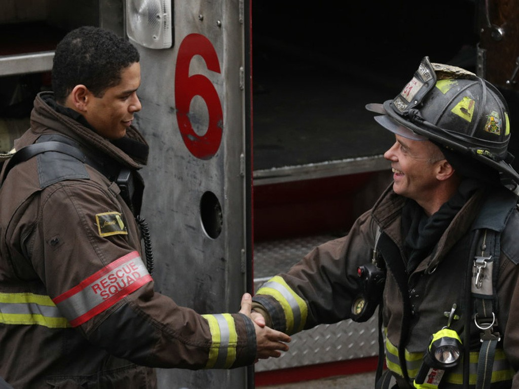 Chicago Fire - Season 2 Episode 12: Out With A Bang