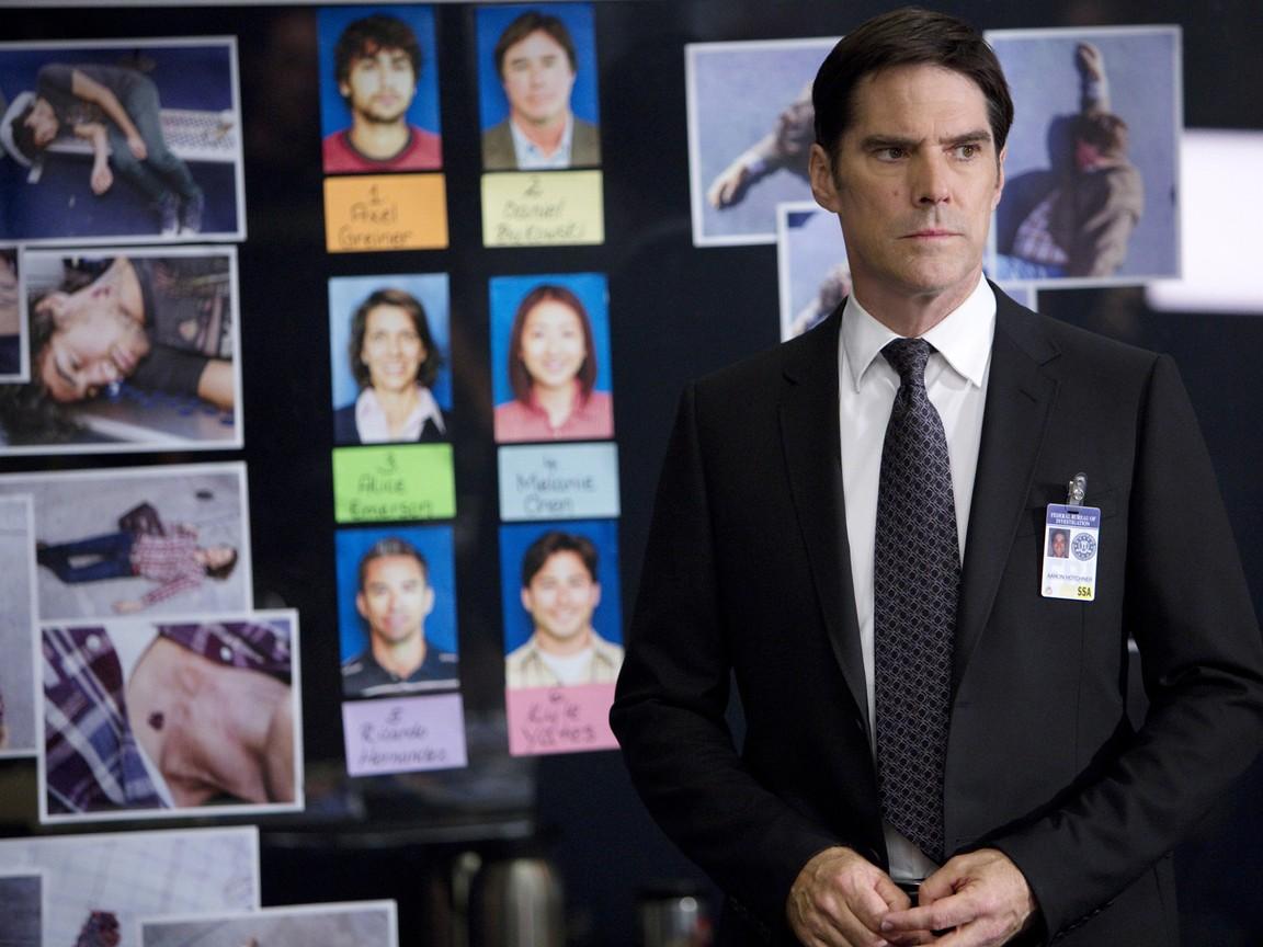 Criminal Minds - Season 9