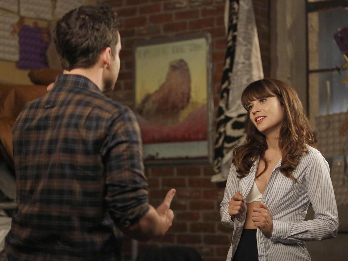 New Girl - Season 3 Episode 4: The Captain
