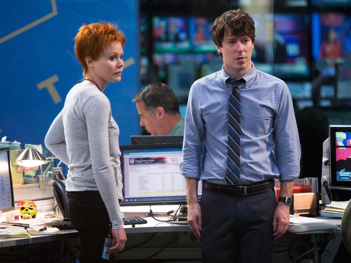 The Newsroom - Season 2 Episode 09: Election Night, Part 2