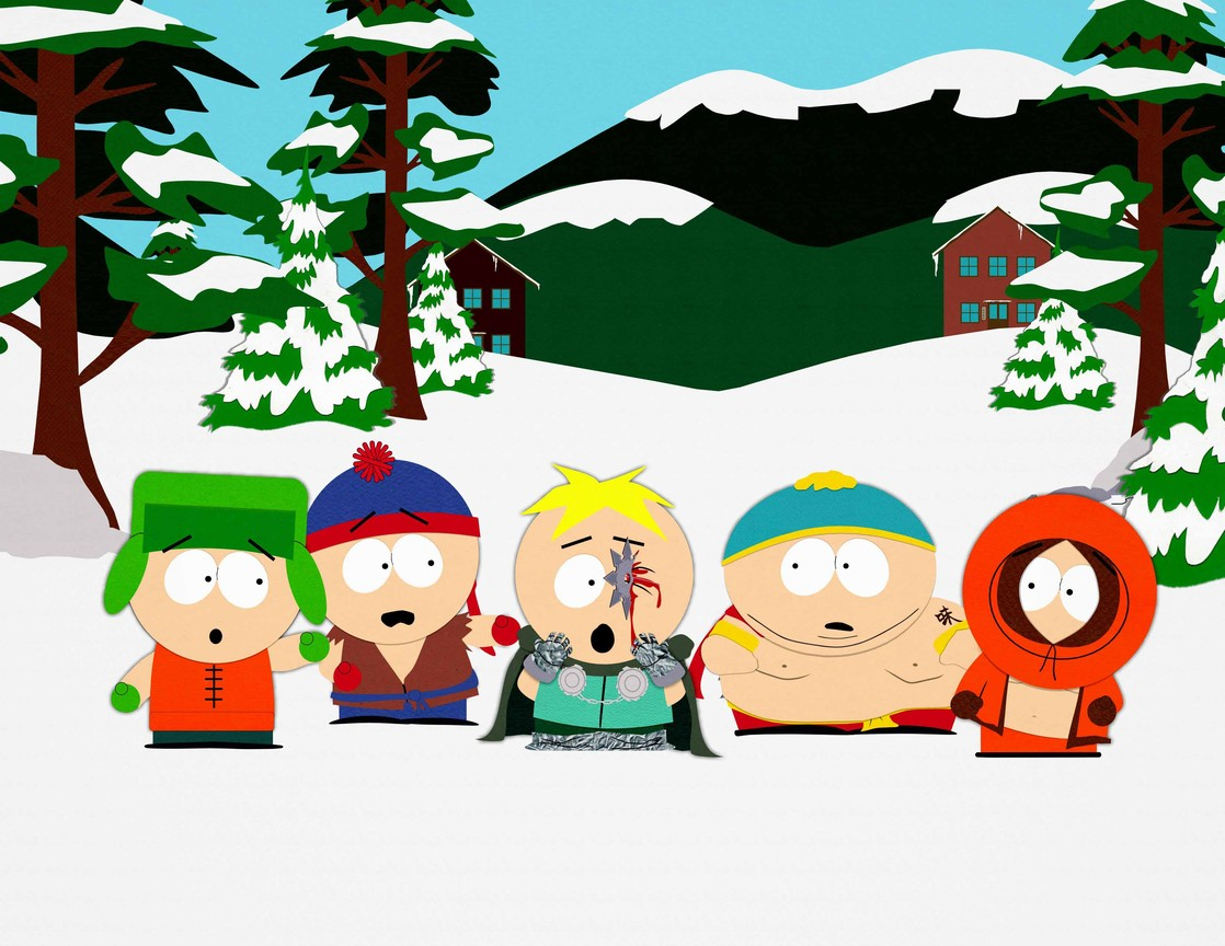 South Park - Season 8 Episode 01: Good Times with Weapons