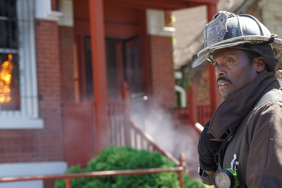 Chicago Fire - Season 4 Episode 05: Regarding This Wedding