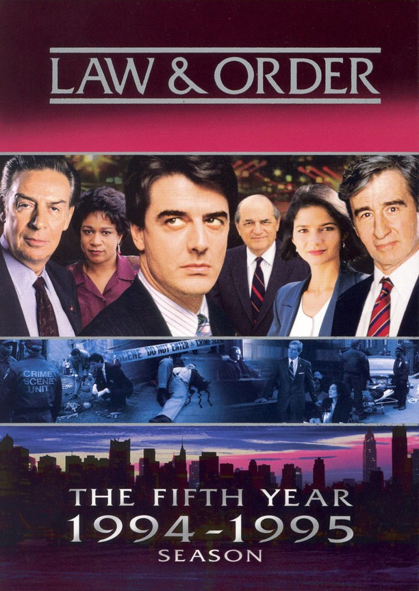 Law and Order - Season 5 Episode 15: Seed