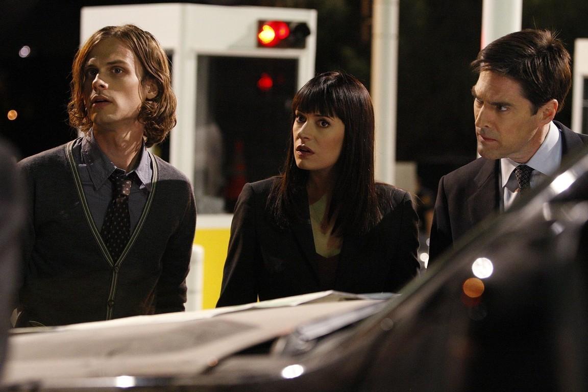 Criminal Minds - Season 4 Episode 26: And Back