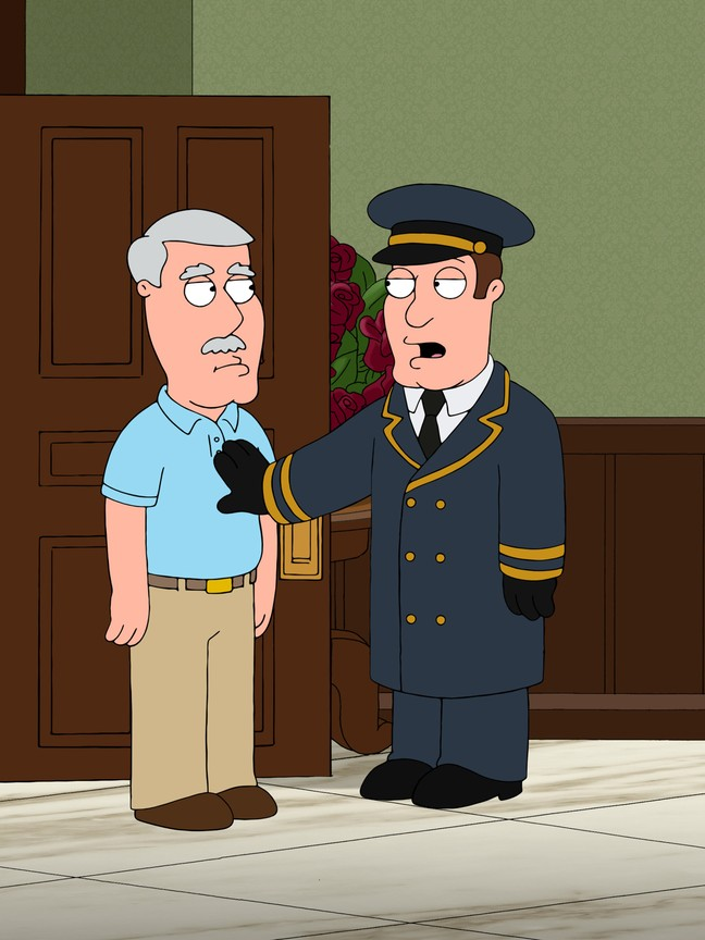 Family Guy - Season 11 Episode 22: No Country Club For Old Men