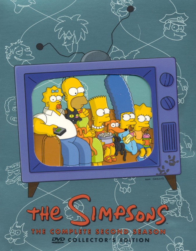 The Simpsons - Season 2 Episode 02: Simpson and Delilah