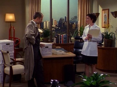 Frasier - Season 7 Episode 08: The Late Dr. Crane