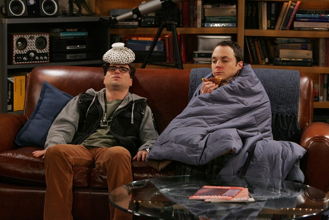 The Big Bang Theory - Season 1