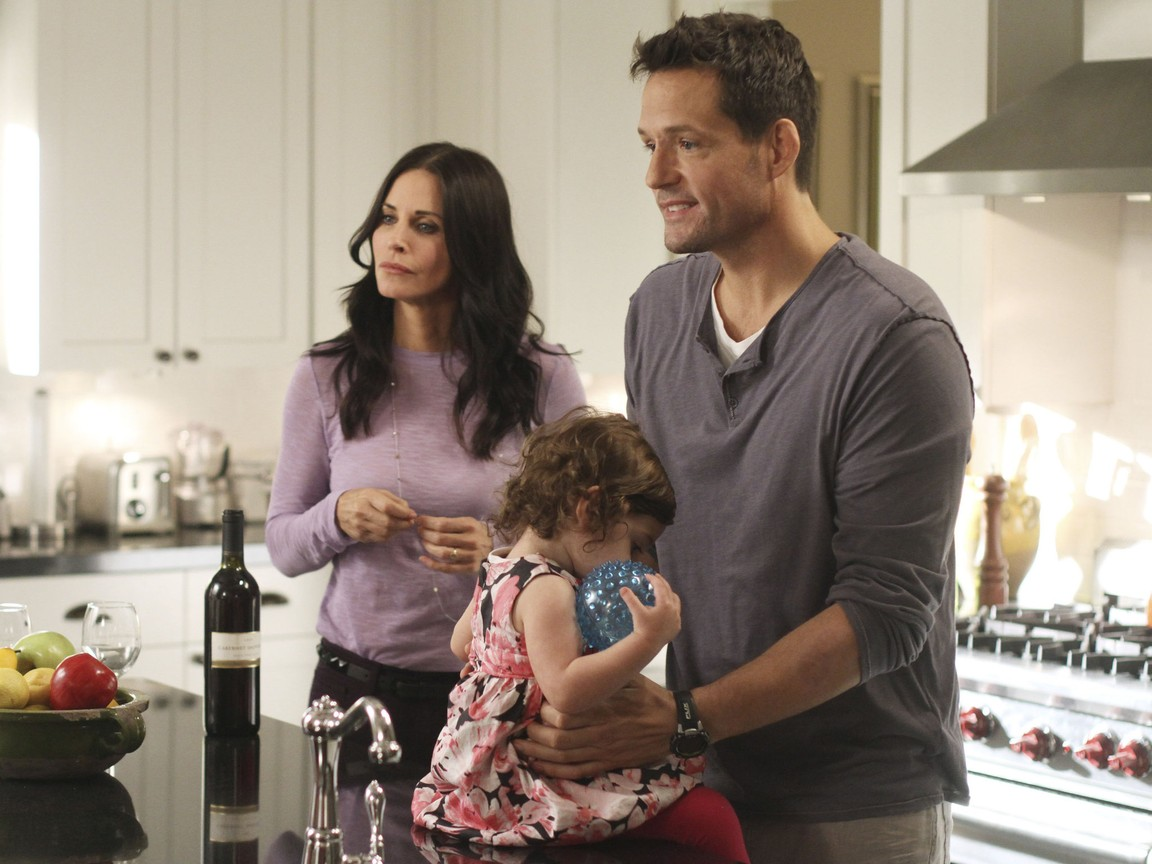 Cougar Town - Season 3 Episode 07: You Can Still Change Your Mind