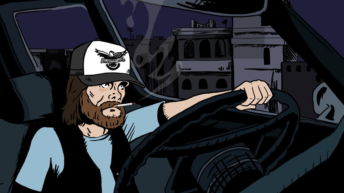 Mike Judge Presents: Tales from the Tour Bus- Season 1 Episode 01: Johnny Paycheck