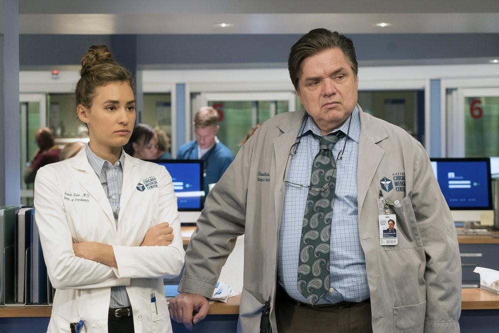 Chicago Med - Season 2 Episode 06: Alternative Medicine