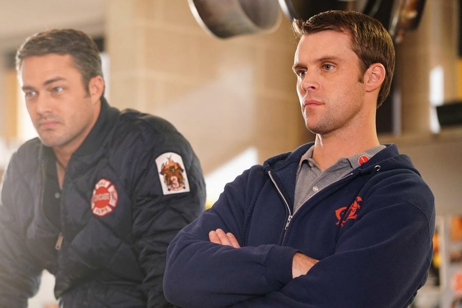 Chicago Fire - Season 3 Episode 15: Headlong Towards Disaster