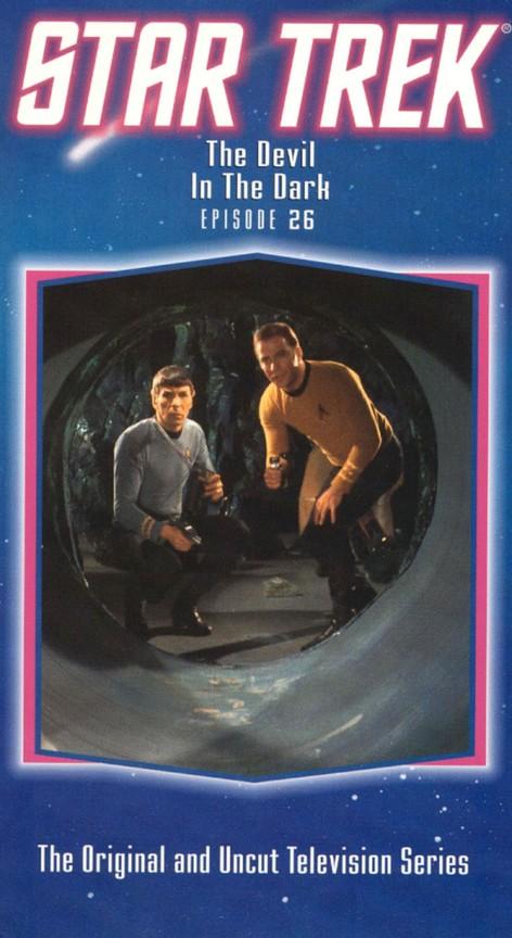 Star Trek: The Original Series - Season 1 Episode 25: The Devil In The Dark