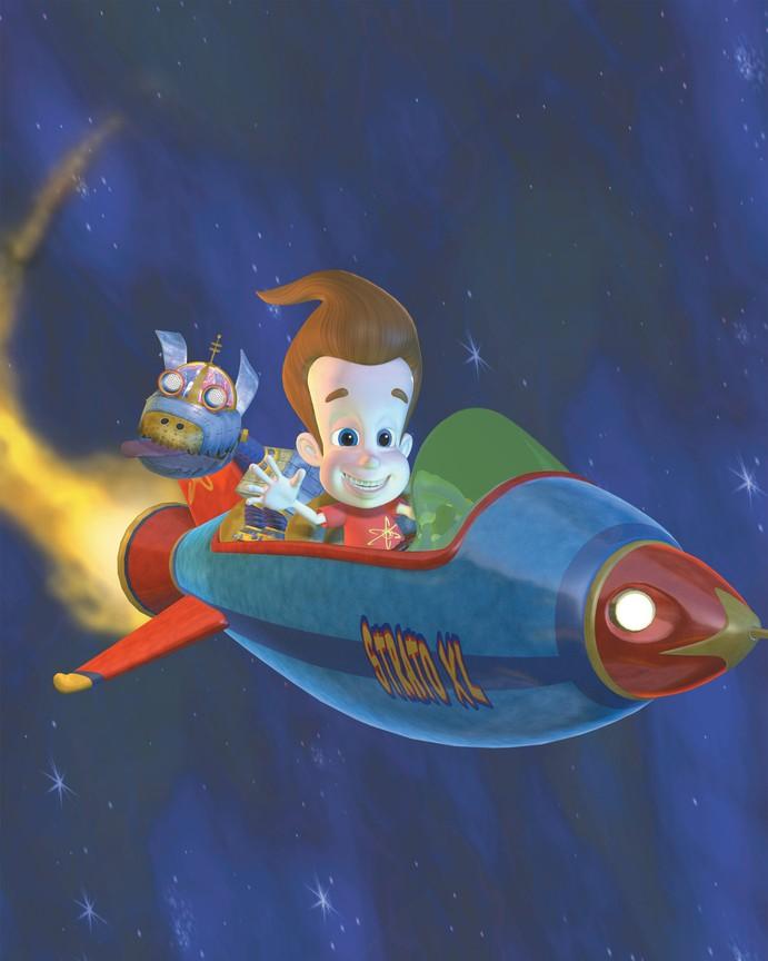 Jimmy Neutron Boy Genius 2001 Watch Online On 123movies