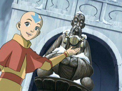 Avatar: The Last Airbender - Book 1: Water Episode 03: The Southern Air Temple