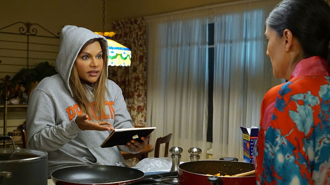 The Mindy Project - Season 5 Episode 06: Concord