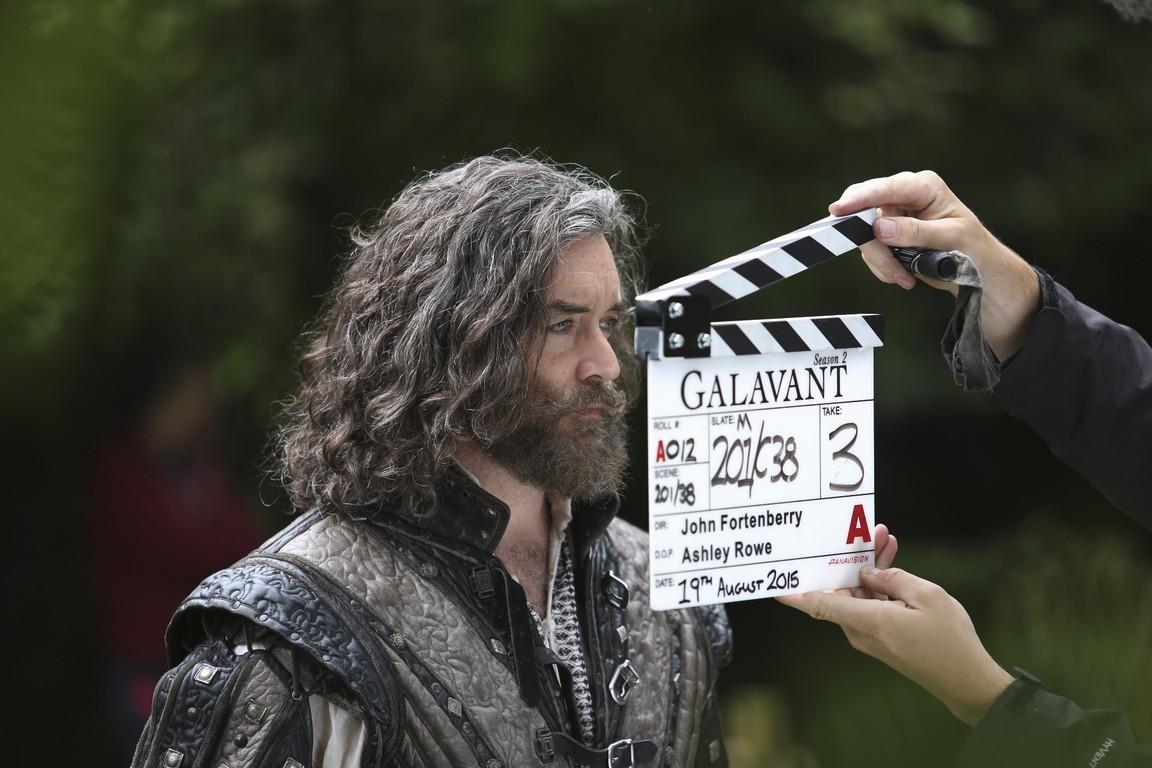 Galavant - Season 2 Episode 1: A New Season Aka Suck It Cancellation Bear