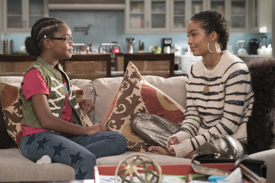 Black-ish - Season 4 Episode 06: First and Last