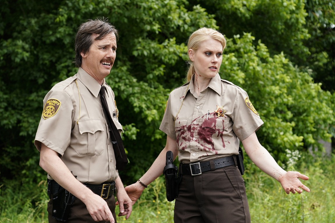 Stan Against Evil - Season 3 Episode 01: Hell Is What You Make It