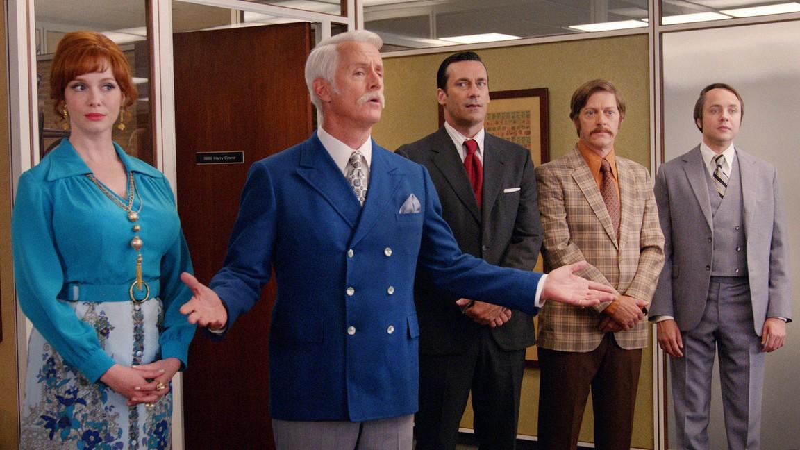 Mad Men - Season 7 Episode 11: Time & Life