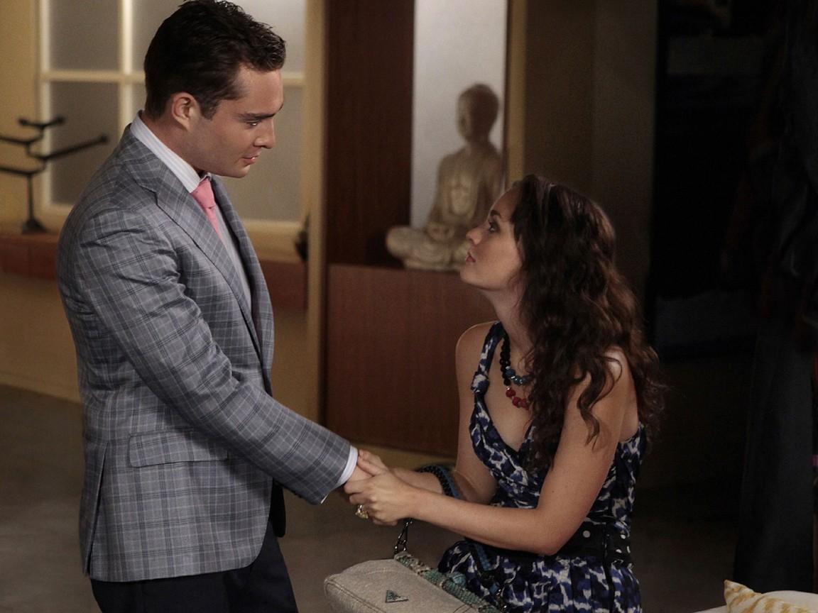 Gossip Girl - Season 5 Episode 04: Memoirs of an Invisible Dan