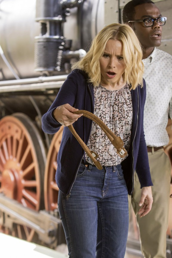The Good Place - Season 1 Episode 08: Most Improved Player