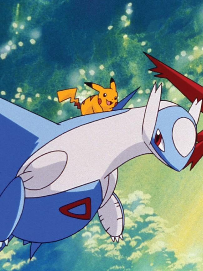 Pokemon 5: Heroes: Latias and Latios [Sub: Eng]