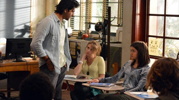 The Fosters - Season 1 Episode 03: Hostile Acts
