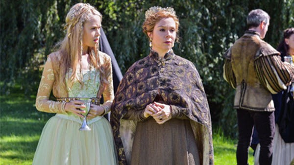 Reign - Season 1 Episode 05: A Chill in the Air