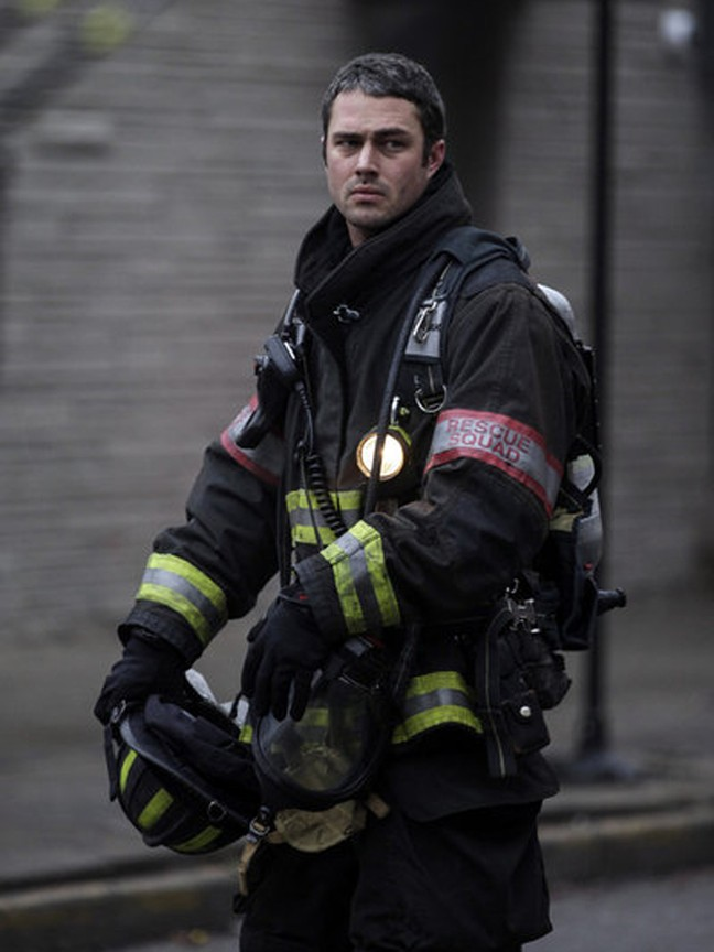 Chicago Fire - Season 1 Episode 14: A Little Taste