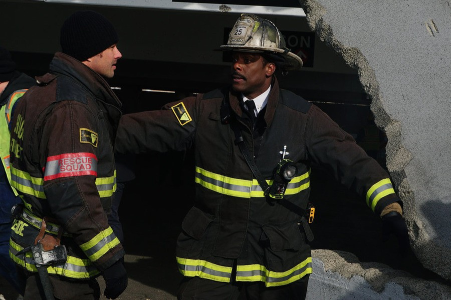 Chicago Fire - Season 3 Episode 17: Forgive You Anything
