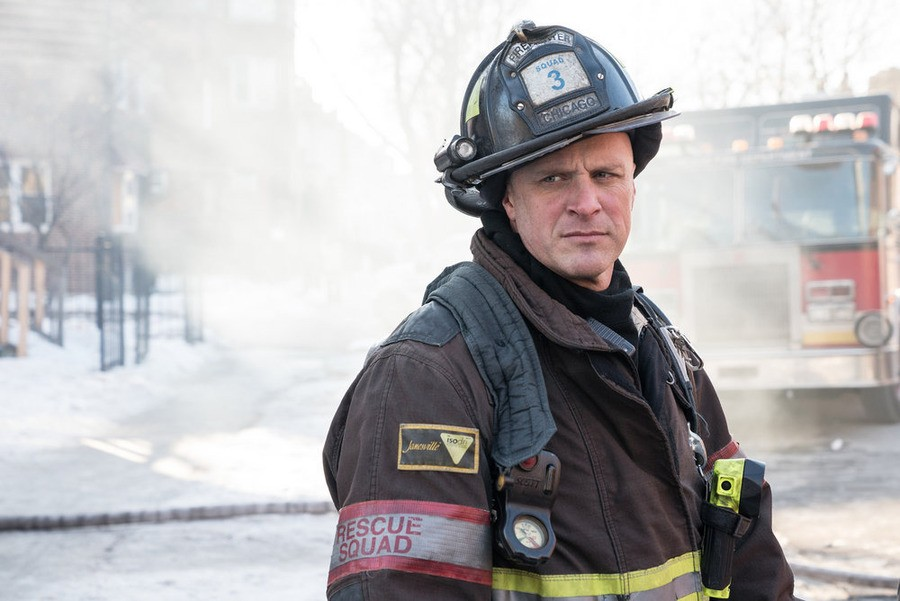 Chicago Fire - Season 3 Episode 18: Forgiving, Relentless, Unconditional