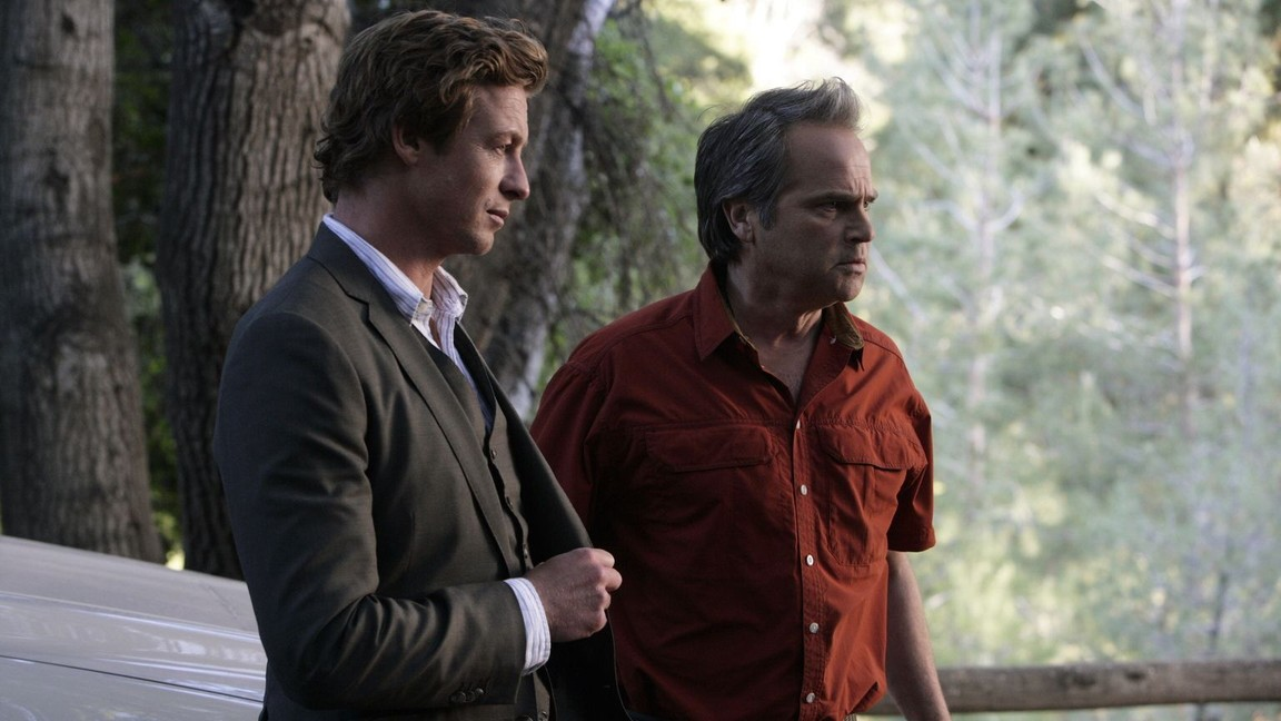 The Mentalist - Season 1 Episode 22 : Blood Brothers