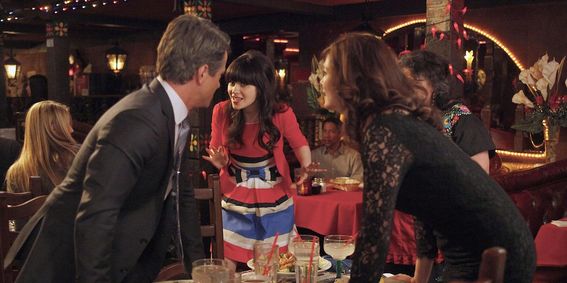 New Girl - Season 1 Episode 22: Tomatoes