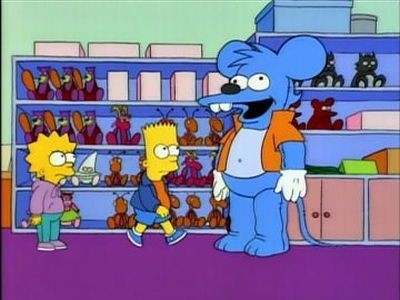 The Simpsons - Season 6 Episode 04: Itchy & Scratchy Land