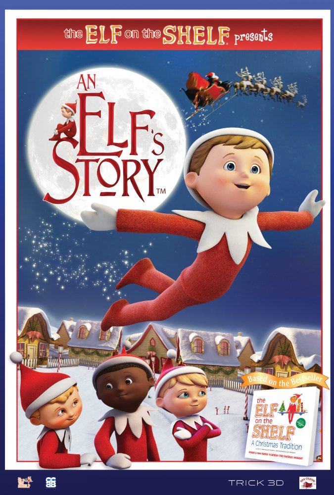 An Elfs Story: The Elf on the Shelf