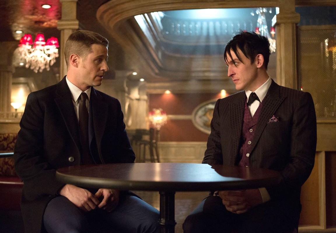Gotham - Season 1 Episode 13: Welcome Back, Jim Gordon