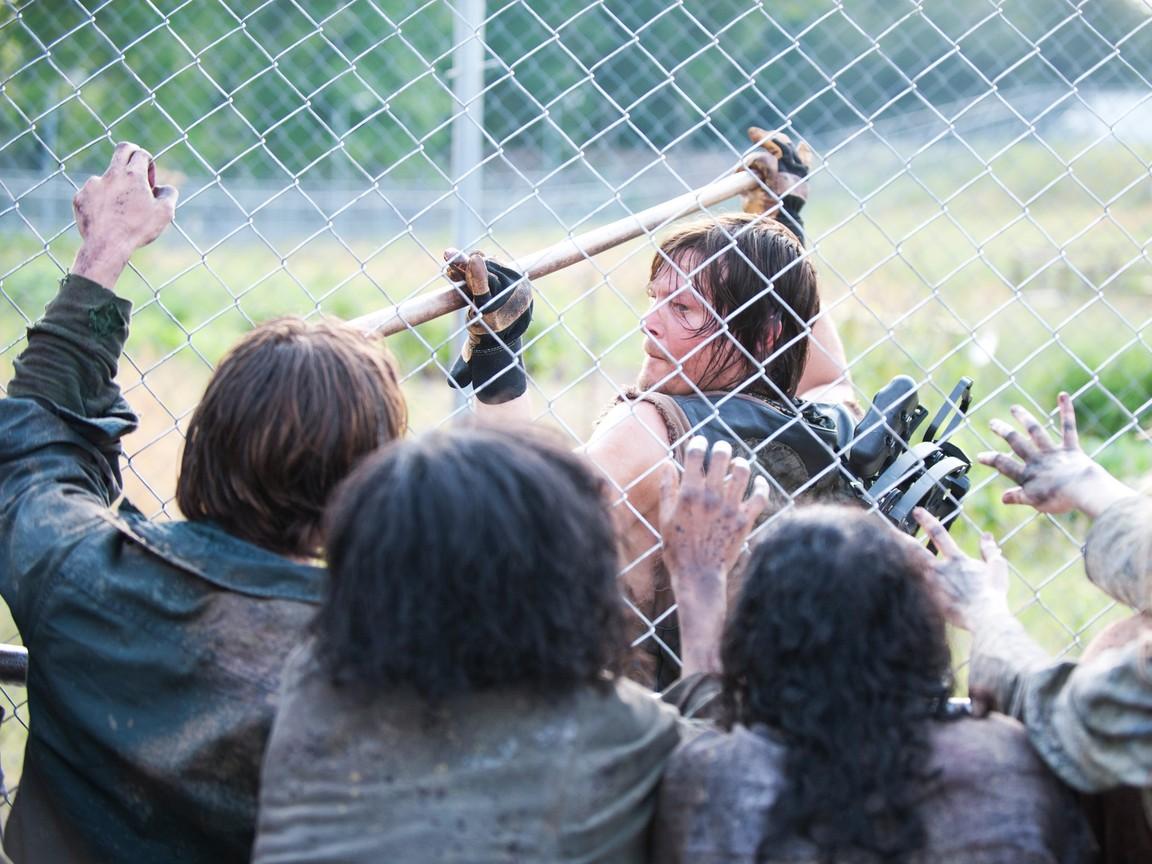 The Walking Dead - Season 4 Episode 02: Infected