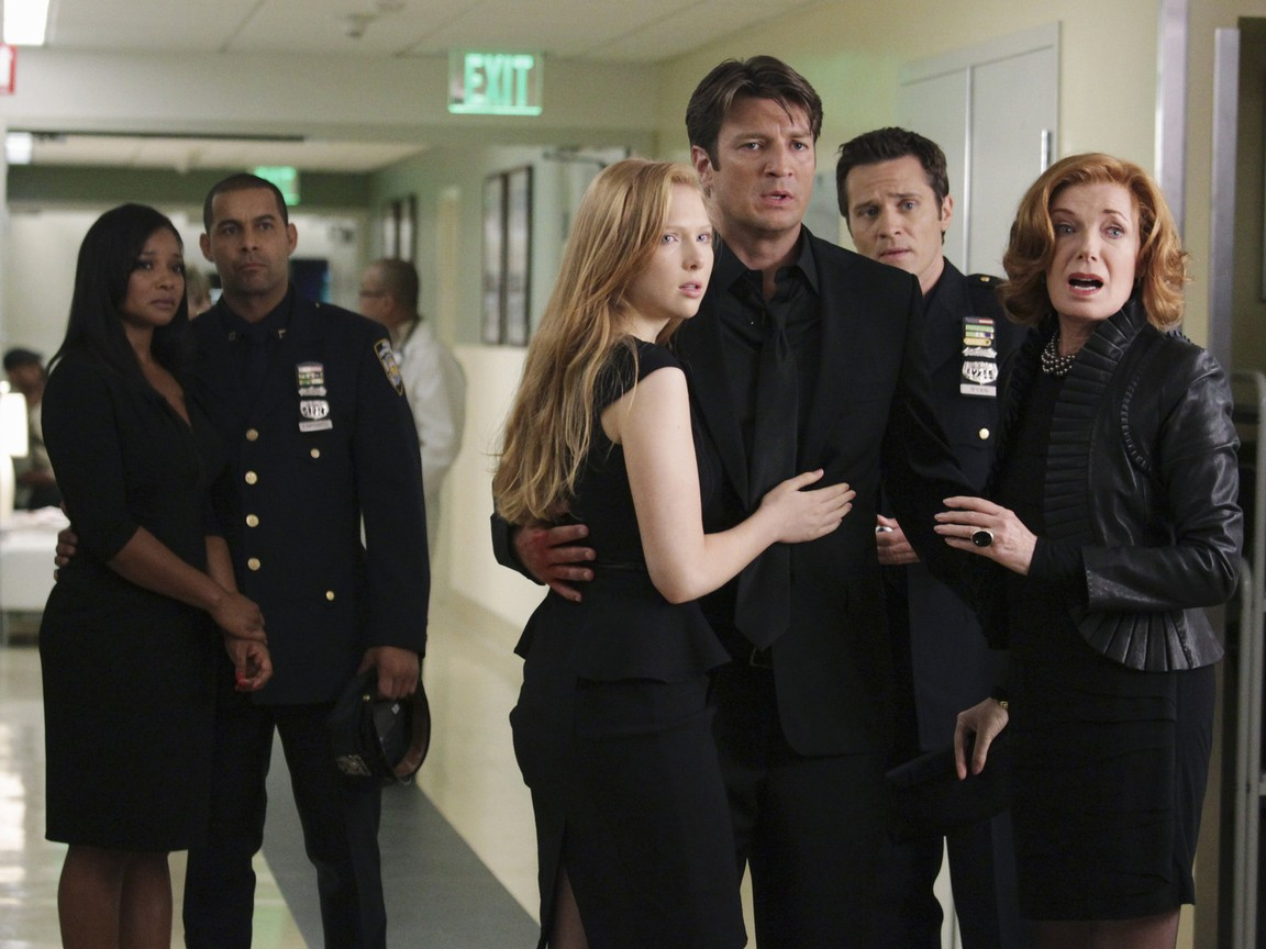 Castle - Season 4 Episode 01: Rise
