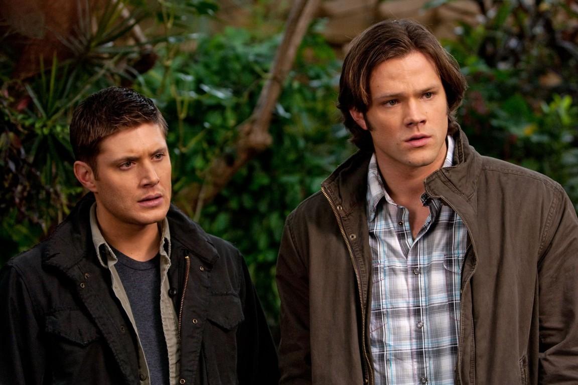 Supernatural - Season 5 Episode 16: Dark Side of the Moon