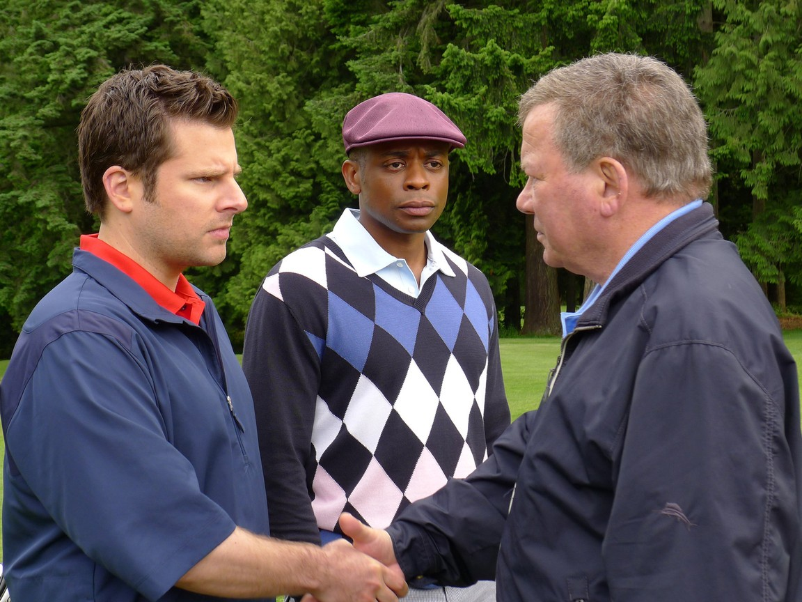 Psych - Season 6 Episode 07: In For a Penny...