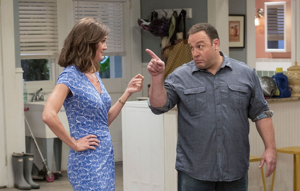 Kevin Can Wait - Season 1 Episode 01: Pilot
