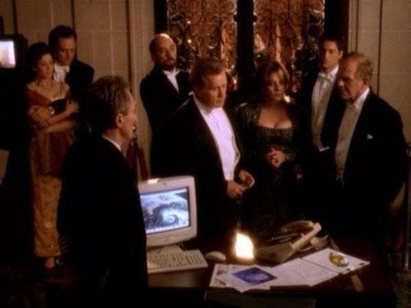 The West Wing - Season 1 Episode 07: The State Dinner
