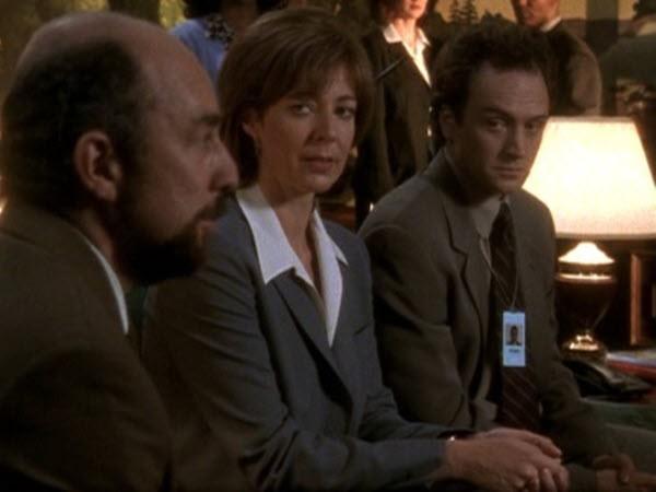 The West Wing - Season 1 Episode 01: Pilot